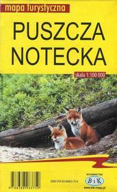 BiK Puszcza Notecka, 1:100 000