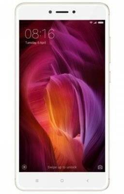 Xiaomi Redmi Note 4 32GB Dual Sim Złoty