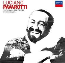 Pavarotti Luciano The Complete Opera Recordings