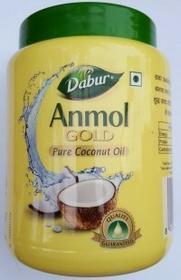 Dabur Olej kokosowy Anmol Gold 500 ml W:OlejkokosowyAnmolGold