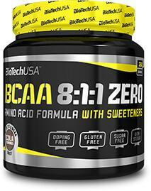 Biotechusa BCAA 8:1:1 Zero 250g