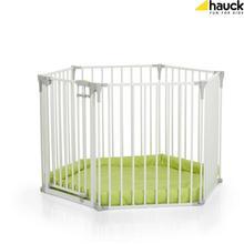 Hauck Baby Park, Wielofunkcyjny kojec z materacem, White-Lime