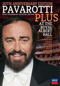 Pavarotti Luciano At The Royal Albert Hall