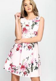 81762af0ee Renee Różowa Sukienka Sporty Look – ceny