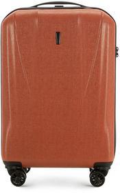 Wittchen 56-3P-961-65 Walizka kabinowa ceglasty