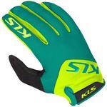 Kellys Rękawiczki RANGE długie palce zielone XL