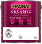 Magnat CERAMIC 2.5L - ceramiczna farba do wnętrz - C45 Biała