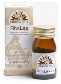 ErbeNobili RhaLax Grains 25g - jelita Erbenobili