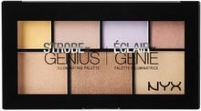 NYX Professional Make Up NYX Professional Make Up Rozświetlacze Set&Paletten Rozświetlacz