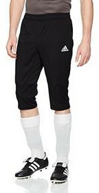 Adidas męski 3/4 spodnie dresowe spodnie condivo 18 - XS czarny/biały B0798FDB1Q