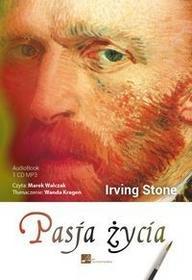 Aleksandria Pasja życia Audiobook Irving Stone