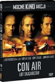 Galapagos Con Air. Lot skazańców. DVD Simon West