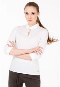 Monnari Bluzka koszulowa z łezką