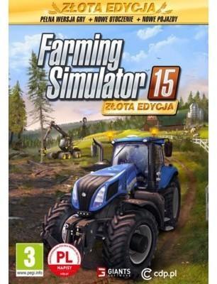 Farming Simulator 15 złota edycja PC