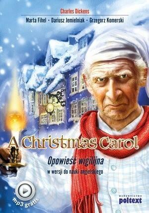 mt biznes a christmas carol opowiea a wigilijna wersji do nauki angielskiego charles dickens