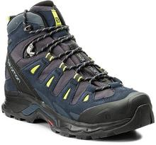 Salomon Trekkingi Quest Prime Gtx GORE-TEX 394665 26 V0 Navy Blazer/Ombre Blue/Lime Punch.