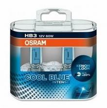 OSRAM HB3 12V 60W P20d COOL BLUER Intense