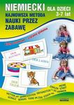 Niemiecki dla dzieci 3-7 lat Najnowsza metoda nauki przez zabawę Monika von Basse Katarzyna Piechock