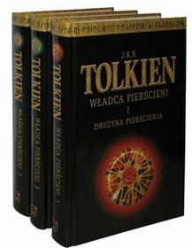 Muza Pakiet Władca Pierścieni. Drużyna Pierścienia, Dwie Wieże, Powrót Króla - J. R. R. Tolkien