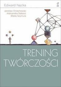GWP Gdańskie Wydawnictwo Psychologiczne - Naukowe Trening twórczości - Edward Nęcka