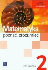 WSiP Matematyka poznać zrozumieć 2 Zbiór zadań Zakres rozszerzony