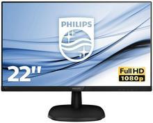 """Philips 223V7QHAB 21,5\"""" Czarny"""