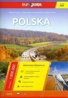 Atlas drogowy Polska mini) PRACA ZBIOROWA
