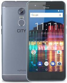 myPhone City 16GB Dual Sim Szary