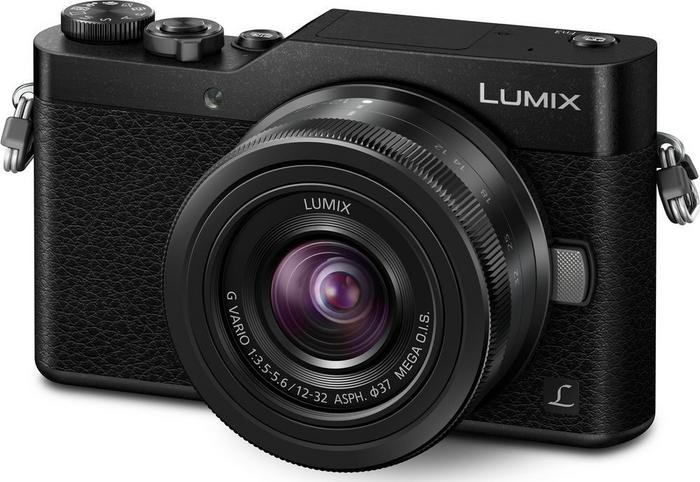 Panasonic Lumix DMC-GX800 + 12-32 czarny