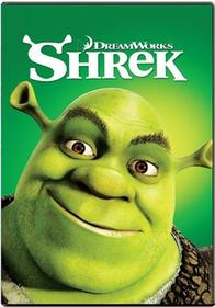 Imperial CinePix Shrek DVD Andrew Adamson Vicky Jenson