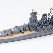 Tamiya Japanese Battleship Yamato TA-31113