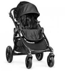 Baby Jogger City Select DOUBLE 3w1 Black