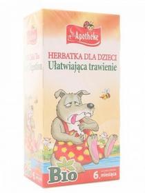 Apotheke Herbatka dla dzieci ułatwiająca trawienie BIO - 20sasz 05598