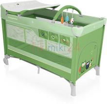 Baby Design Babydesign łóżeczko turystyczne DREAM NEW 04 ZIELONE 766253