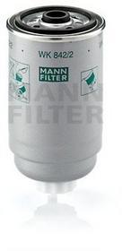 MANN Filtr paliwa -FILTER WK842/2 WK 842/2