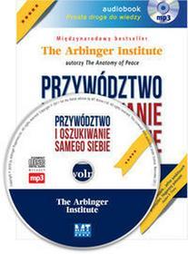 MT Biznes Przywództwo i oszukiwanie samego siebie (audiobook CD) - MT Biznes