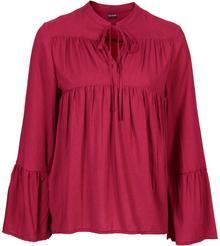 Bonprix Bluzka czerwony klonowy