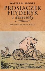 Jaguar Prosiaczek Fryderyk i dzięcioły - Walter R. Brooks