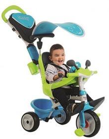 Smoby Baby Driver Confort 4w1 Niebieski