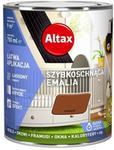 Altax Impregnat Emalia Szybkoschnąca Orzech 0.75 L