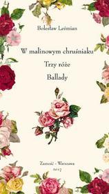 Bolesław Leśmian W malinowym chruśniaku, Trzy róże, Ballady - mamy na stanie, wyślemy natychmiast