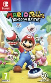 Mario + Rabbids Kingdom Battle Edycja Kolekcjonerska NSWITCH