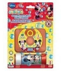 Dulcop Bańki mydlane aparat Myszka Miki