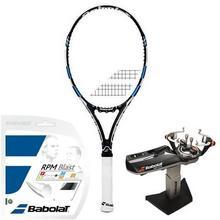 Babolat Rakieta tenisowa Pure Drive Lite + naciąg + usługa serwisowa 101239-146