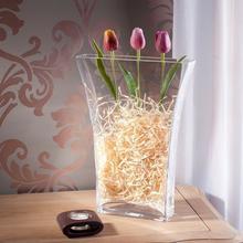 Dekoria Szklany wazon SLIM wys 40 cm wys.40cm 001-360