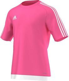 Adidas KOSZULKA ESTRO 15 JSY różowa S16163