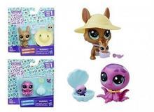 Hasbro Littlest Pet Shop Para zwierzaków AST