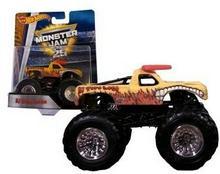Mattel HOT WHEELS Monster Jam - Samochody terenowe, 7 rodzajów BHP37