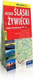 ExpressMap praca zbiorowa see you! in Beskid Śląski i Żywiecki. Papierowa mapa turystyczna 1:50 000