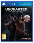 Uncharted Zaginione Dziedzictwo (GRA PS4)